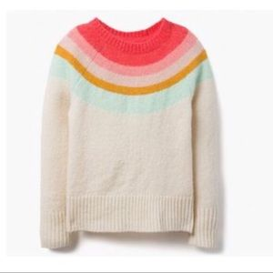 NWT GYMBOREE GIRLS PULLOVER SWEATER TOP SIZE 10-12